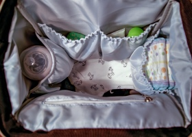 Diaper Bag Product Review on Mom Blog
